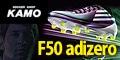[サッカーショップ加茂]アディダススパイク「F50 アディゼロ」