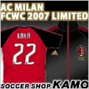 サッカーショップ加茂 Club World Cup 2007 AC Milan LIMITED