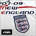 サッカーショップ加茂  New! 07-09イングランドホームユニフォーム