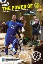 [サッカーショッ  プ加茂]イタリア代表ユニフォーム2010モデル