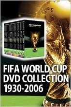FIFA WORLD CUP DVD COLLECTION 1930-2006!!