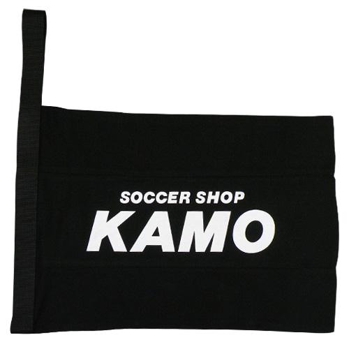 KAMOオリジナル シューズケース BLK