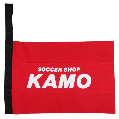 KAMOオリジナル シューズケース RED