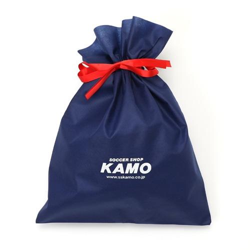 サッカーショップ加茂KAMO ギフト用 ラッピング