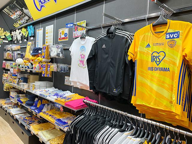 サッカーショップKAMO 仙台パルコ店 <宮城県>