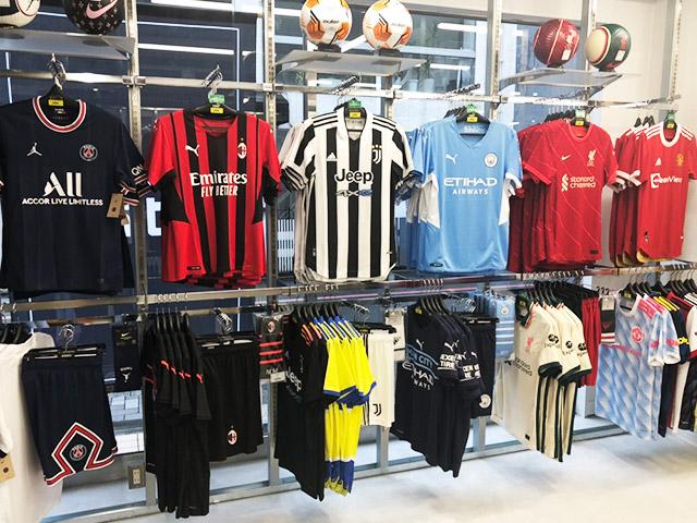 サッカーショップKAMO 京都店 <京都府>