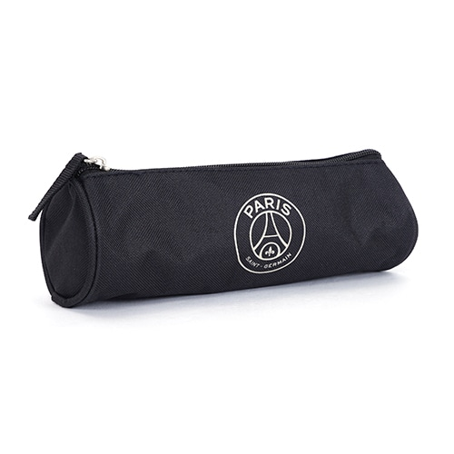 PSG Round Pencil Case BLKxGLD