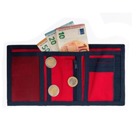 BAY Nylon Wallet MIA SAN MIA RED