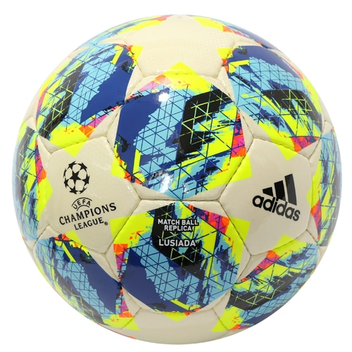 Fussball Adidas Uefa Madrid 19 Champions League Balle