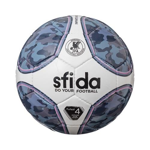 スフィーダ フットサルボール INFINITO NEO 4号球 ネイビー サッカーボール