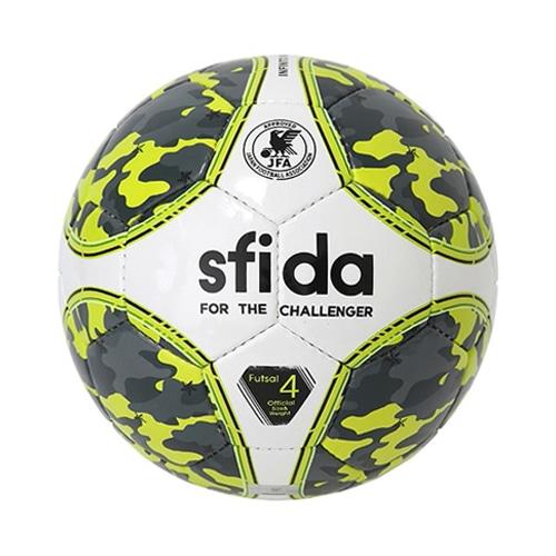 スフィーダ フットサルボール INFINITO NEO 4号球 イエロー サッカーボール