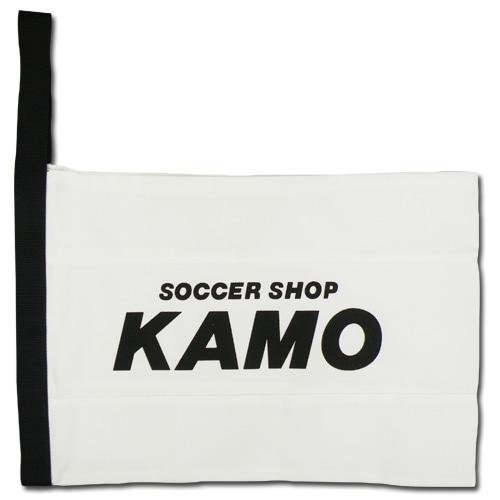 KAMOオリジナル シューズケース WHT