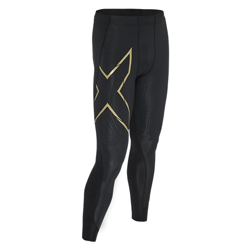 MCS FOOTBALL COMP TIGHTS BLK/GLD