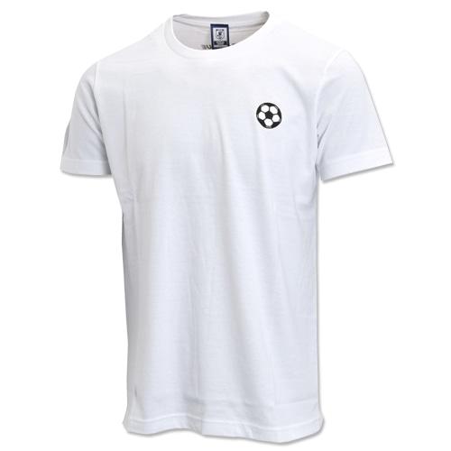 サッカーショップ加茂日本代表オフィシャルグッズ 日本代表 Tシャツ(ボール) ホワイト サッカー
