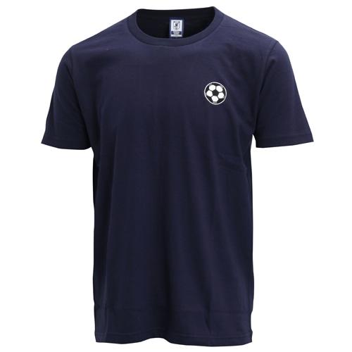 サッカーショップ加茂日本代表オフィシャルグッズ 日本代表 Tシャツ(ボール) ネイビー サッカー