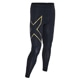 MCS CROSS TRAINING COMP TIGHTS BLK/GLD