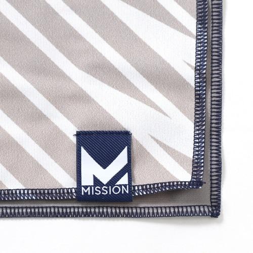 MAX COOLING TOWEL ILLUSION ESTATE BLU NS