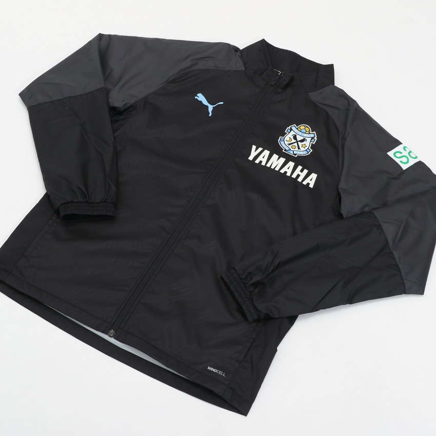 2019 ジュビロ磐田 ラインド ウーブン ジャケット