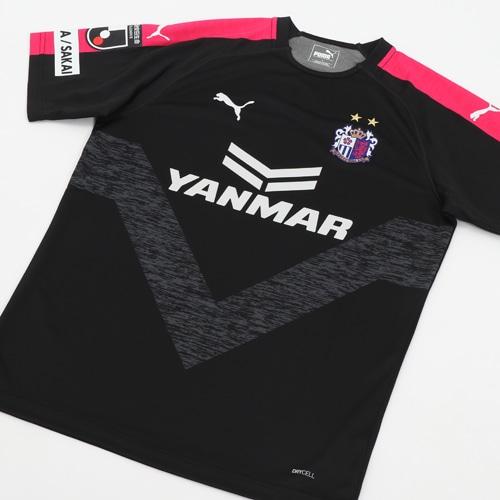 セレッソ 19 GK ハンソデゲームシャツ 35BLACK