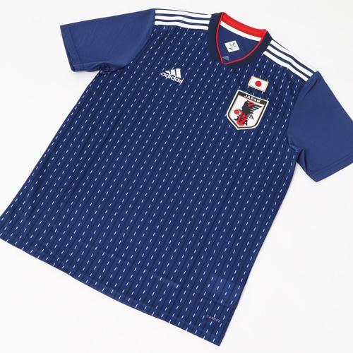2018 adidas サッカー日本代表 HOME レプリカ ユニフォーム 半袖