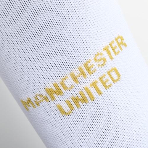 マンチェスターユナイテッドFC ホーム ソックス ホワイト