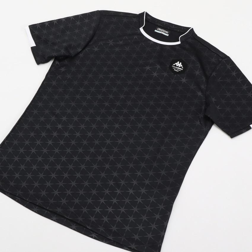 19 コンサSS/Tシャツ BK1