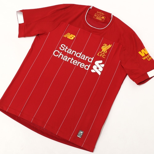 LIVERPOOL FC HOME SS JERSEY