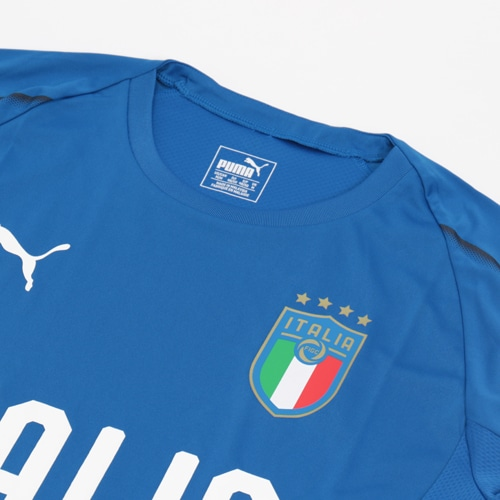 FIGC ITALIA トレーニングジャージ 01TEAM POW