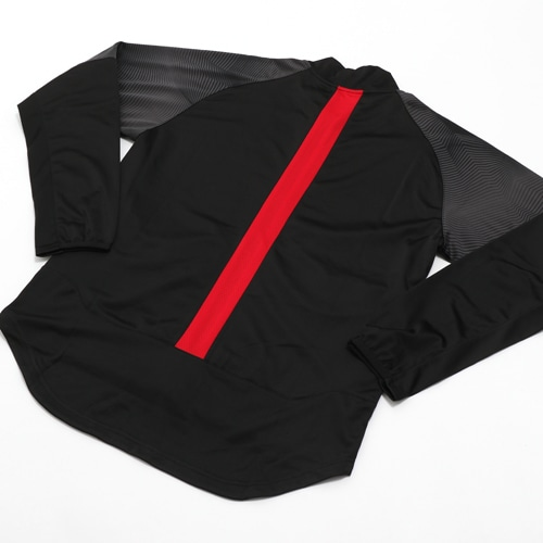 AC MILAN ポリ ジャケット 01PUMA BLACK-TA