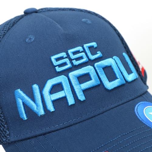 SSC NAPOLI キャップ