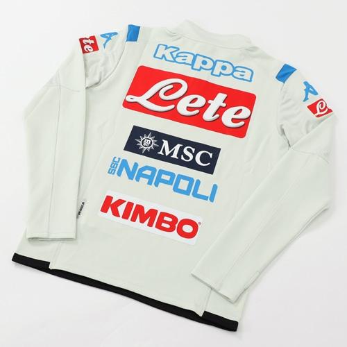 SSC NAPOLI L/Sトレーニングシャツ
