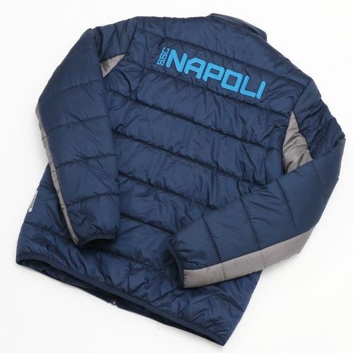 SSC NAPOLI ダウンジャケット