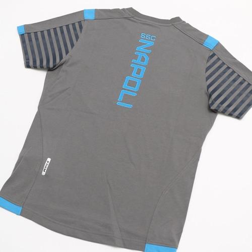 19-20 SSCナポリ T/Cシャツ