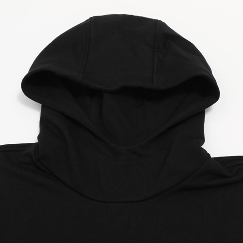 AC MILAN ファン スローガン フーディ 08PUMA BLACK L