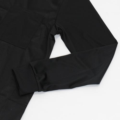 2018 レフェリージャージー L/S ブラック