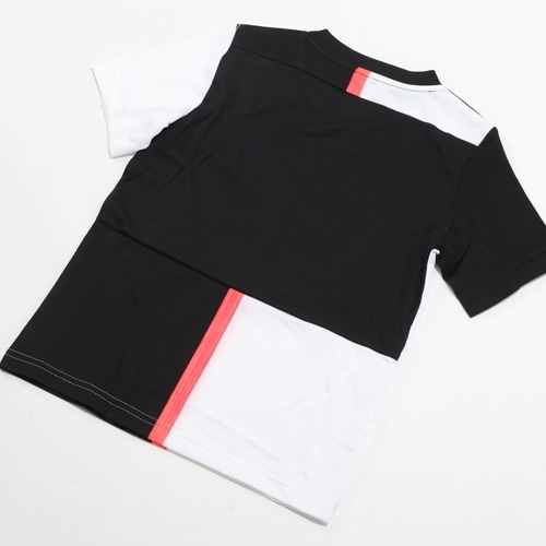 ユベントス ホームミニキット ブラック/ホワイト