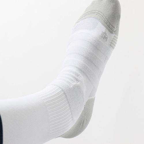 アーセナルFC ホームソックス ホワイト/スカーレット