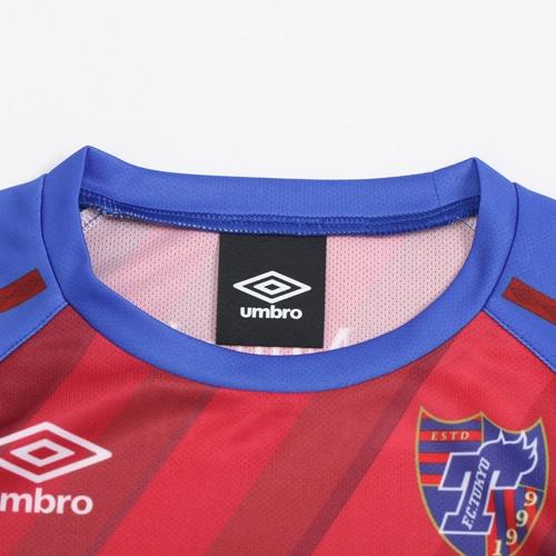 キッズ 2019 FC東京 1ST 半袖 レプリカ ユニフォーム