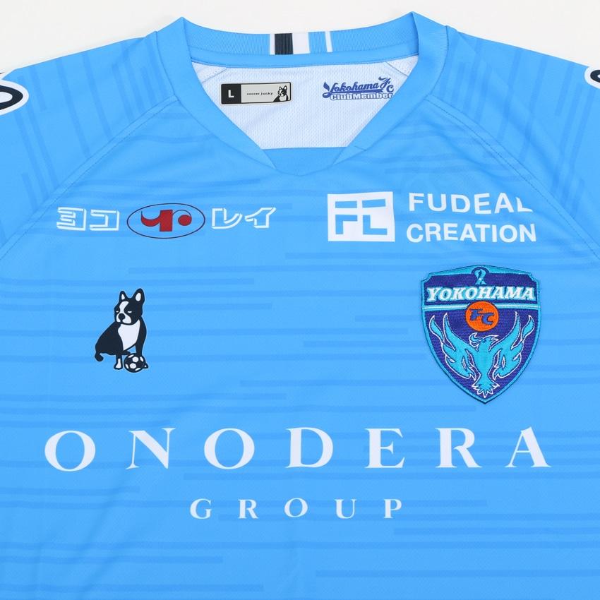 2019 横浜FC 1ST オーセンティック ユニフォーム