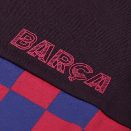 バルセロナ TRV CREST Tシャツ