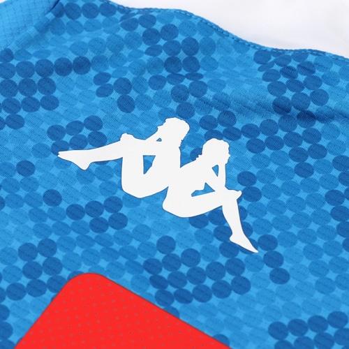 SSC NAPOLI S/Sゲームシャツ