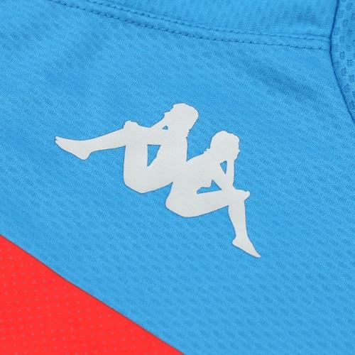 19-20 SSCナポリ 半袖トレーニングシャツ