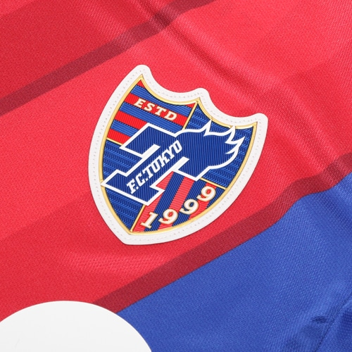 2019 FC東京 1ST 半袖 オーセンティック ユニフォーム