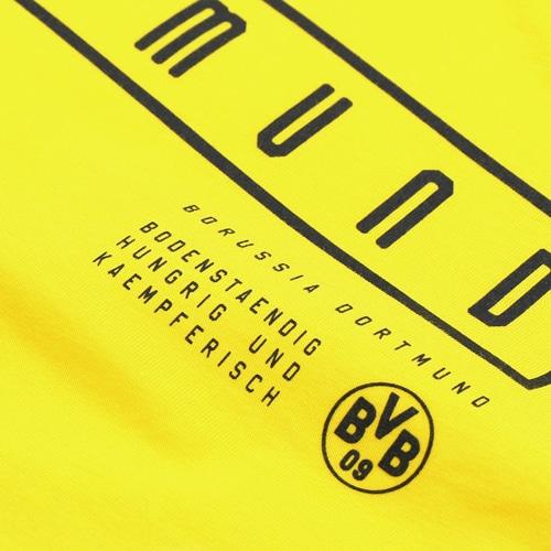 BVB ファン TEE01CYBER YE