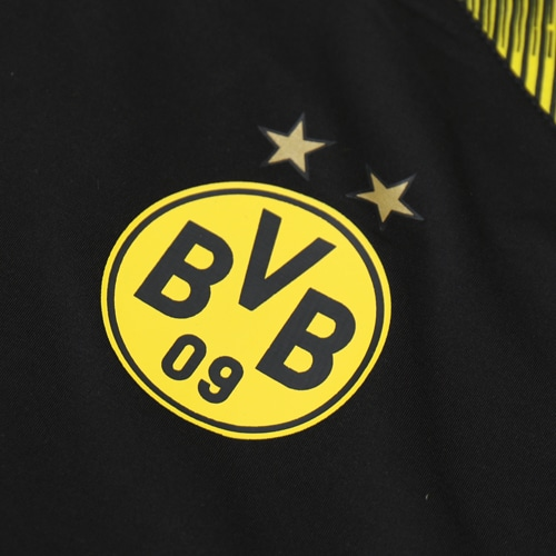 BVB 1/4 ジップ トレーニング トッフ