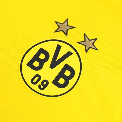 BVB キッズ SS トレーニングジャージ