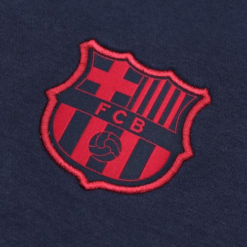 19-20 FCバルセロナ クルー フリース トラック ジャケット