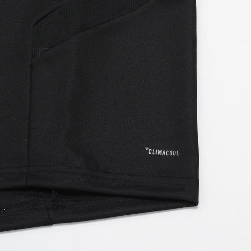 TIRO19 トレーニングトップ ブラック/グラナイト/ホワイト