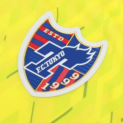 FCトウキヨウ セカンダリーシヤツ YEL