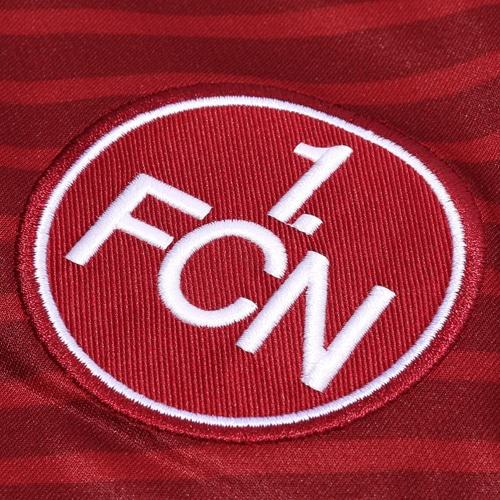 18-19 1FCニュルンベルグ HOME レプリカ ユニフォーム